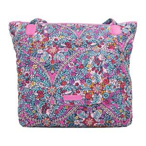Vera Bradley Carson East West Shoulder Bag Purse